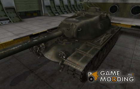 Шкурка для американского танка M103 for World of Tanks