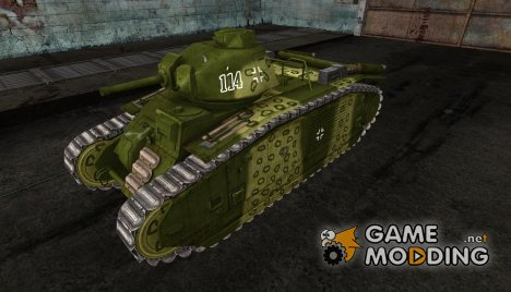 PzKpfw B2 740(f) для World of Tanks