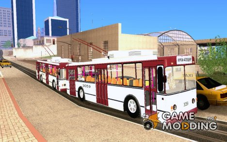 ЗиУ 682Г for GTA San Andreas
