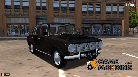 Vaz 2101 for Mafia: The City of Lost Heaven