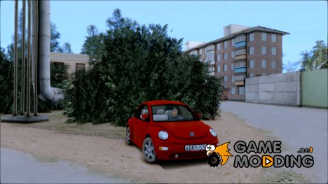 VW Beetle (A4) 1.6 Turbo 1997 для GTA San Andreas