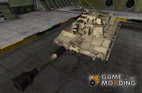 Ремоделинг T26E4 SuperPerhing for World of Tanks