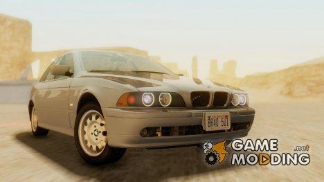 BMW 5-Series e39 525i 2001 (US-Spec) для GTA San Andreas