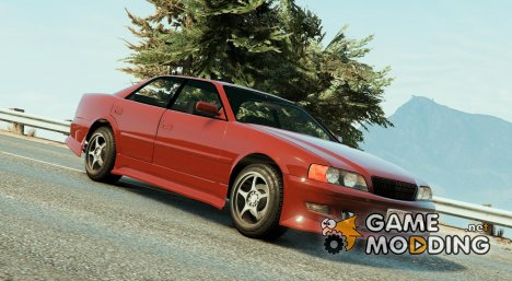 1999 Toyota Chaser 0.3 for GTA 5