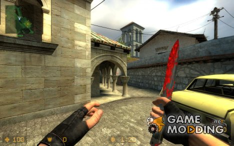 Bloody_Knife для Counter-Strike Source
