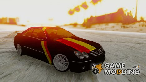 Mercedes-Benz CLK55 AMG 2003 for GTA San Andreas