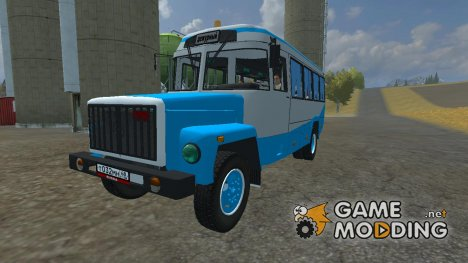 КАвЗ 3976 for Farming Simulator 2013