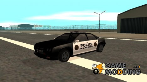 Police Buffalo в стиле SA для GTA San Andreas