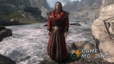 JoOs Gothic Mage Robes for TES V Skyrim