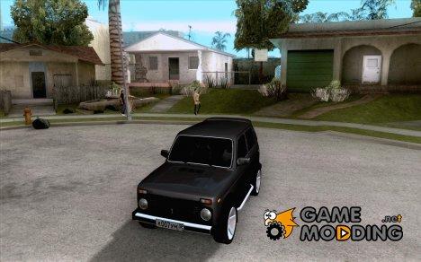 ВАЗ 21213 НИВА с тонировкой for GTA San Andreas