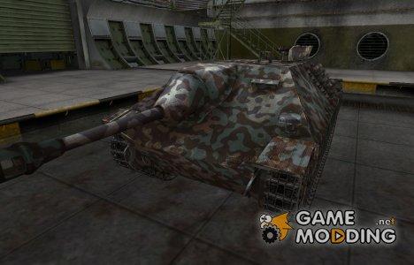 Горный камуфляж для Hetzer для World of Tanks