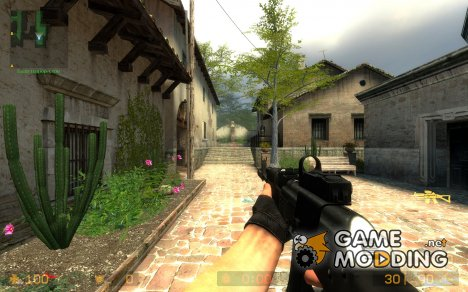 AK-74M Kobra sight for Counter-Strike Source