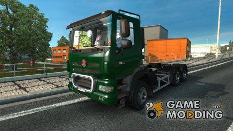 Tatra Phoenix v 3.0 for Euro Truck Simulator 2