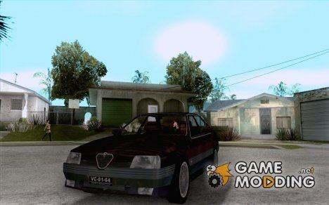 Alfa Romeo 164 3.0 V6 1987 for GTA San Andreas