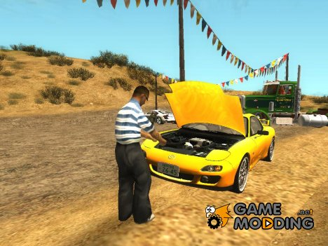 Жизненная ситуация для GTA San Andreas