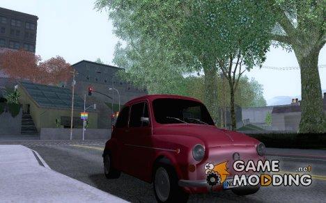 Zastava 750 Fico для GTA San Andreas