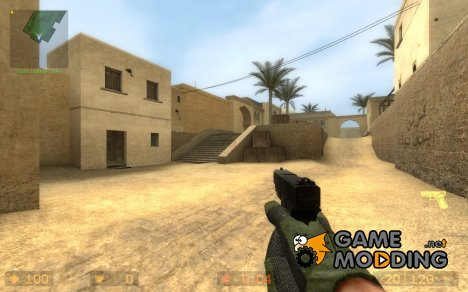 Sarqunes Glock Animations для Counter-Strike Source