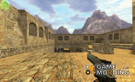 SILVER INFINITY for Counter-Strike 1.6