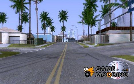 Cпидометр By ROLIZ для GTA San Andreas