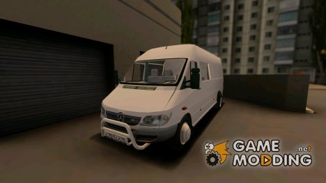 Mercedes Sprinter Classic 616CDI Long для GTA San Andreas