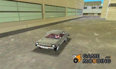 ЗАЗ 968 for GTA Vice City