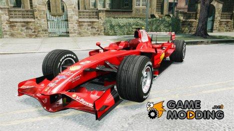 Ferrari F2008 для GTA 4