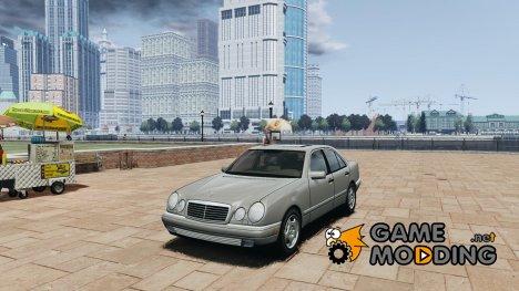 Mercedes E280 w210 1998г для GTA 4