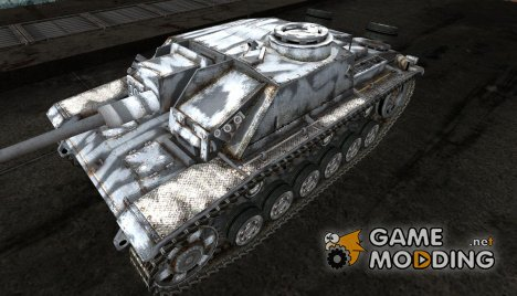 StuG III 8 for World of Tanks
