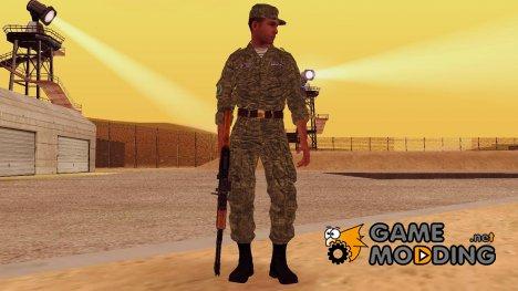 Боец ВДВ for GTA San Andreas