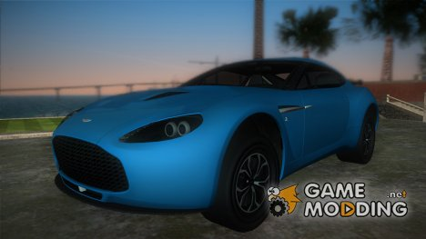 Aston Martin V12 Zagato 2012 for GTA Vice City