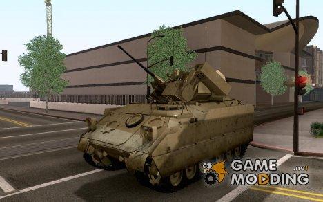 M2A2 Bradley IFV для GTA San Andreas