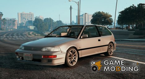 Honda Civic EF9 0.1 for GTA 5