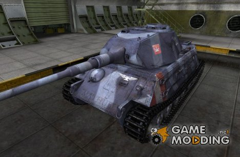 Шкурка для VK4502(P) Ausf A for World of Tanks