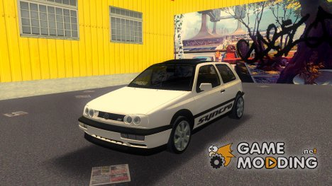 Volkswagen Golf 3 ABT VR6 Turbo Syncro for GTA 3