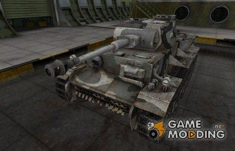 Шкурка для немецкого танка VK 36.01 (H) for World of Tanks