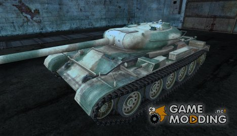T-54 SqualTemnov for World of Tanks