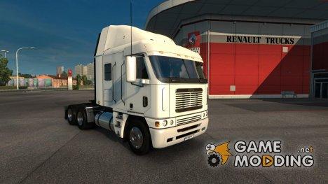 Freightliner Argosy Reworked v 1.1 for Euro Truck Simulator 2