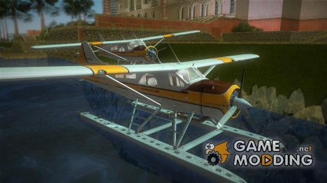 De Havilland Beaver DHC2 for GTA Vice City