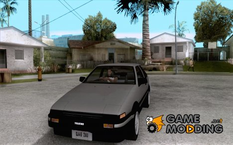 Toyota Corolla Carib AE 86 for GTA San Andreas