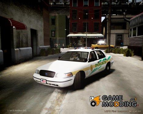 Crown Victoria Police Interceptor for GTA 4