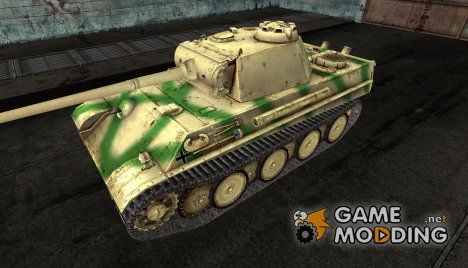 PzKpfw V Panther IRONHI для World of Tanks