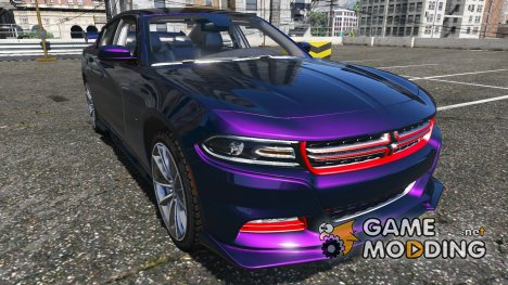 2015 Dodge Charger RT LD 1.0 for GTA 5