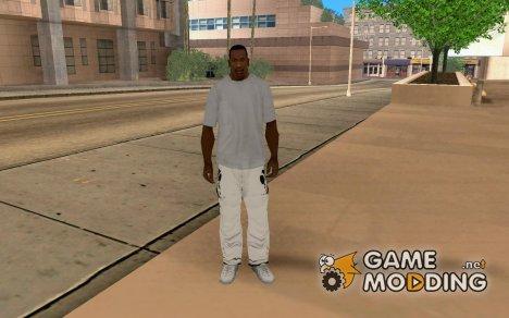 Паркур одежда 2 для GTA San Andreas