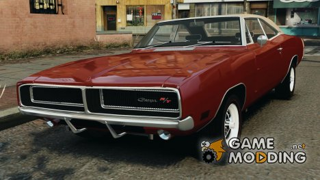 Dodge Charger RT 1969 Stock [Final] [EPM] for GTA 4