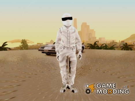 The Stig for GTA San Andreas