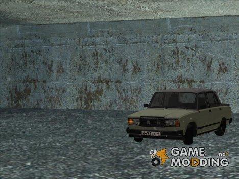 Ваз 2107 Боевая for GTA San Andreas