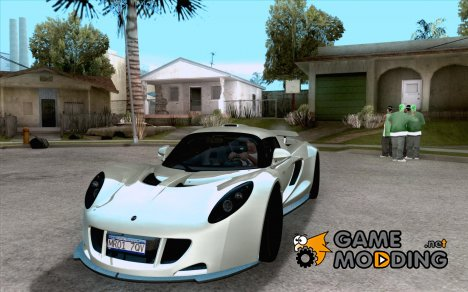 Hennessey Venom GT 2010 V1.0 for GTA San Andreas