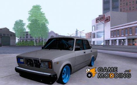 Ваз 2107 Боевая Классика for GTA San Andreas