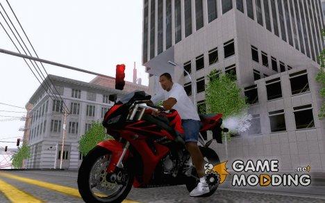 Honda CBR 600 RR for GTA San Andreas