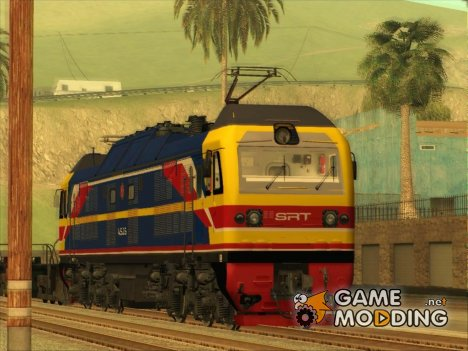Hitachi 4516 Electric Locomotive (Thailand) for GTA San Andreas